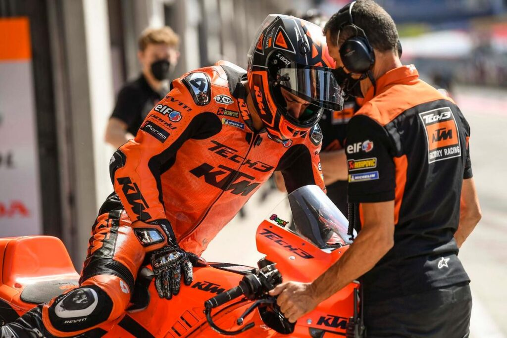 """MotoGP   GP Aragon: Petrucci, """"Farò la Dakar con la KTM"""""""