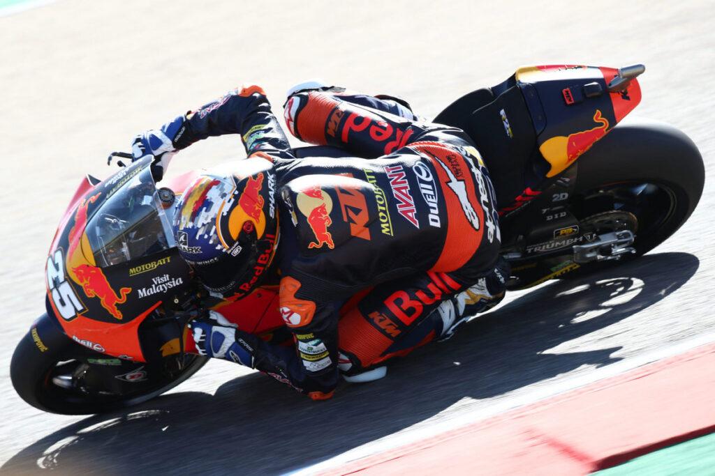 Moto2   Gp Misano FP3: Raul Fernandez al Top, Bezzecchi è settimo