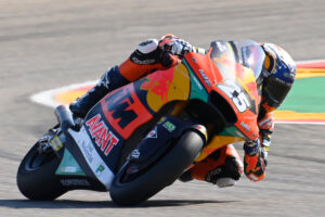 Moto2   Gp Aragon FP3: doppietta Red Bull Ajo con Fernandez e Gardner