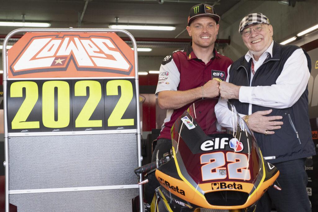 Moto2 | Sam Lowes rinnova con Marc VDS