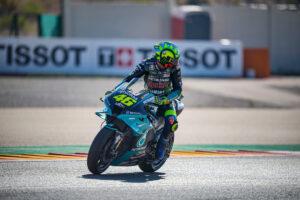 "MotoGP   GP Aragon Gara: Valentino Rossi, ""Bagnaia da 10 e lode"""