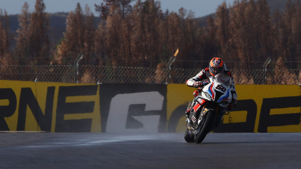 Superbike   Round Portimao, Tissot Superpole Race: BMW torna alla vittoria dopo 8 anni