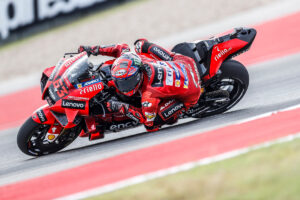 "MotoGP   GP Austin Gara: Bagnaia, ""In Campionato ora è veramente dura"""