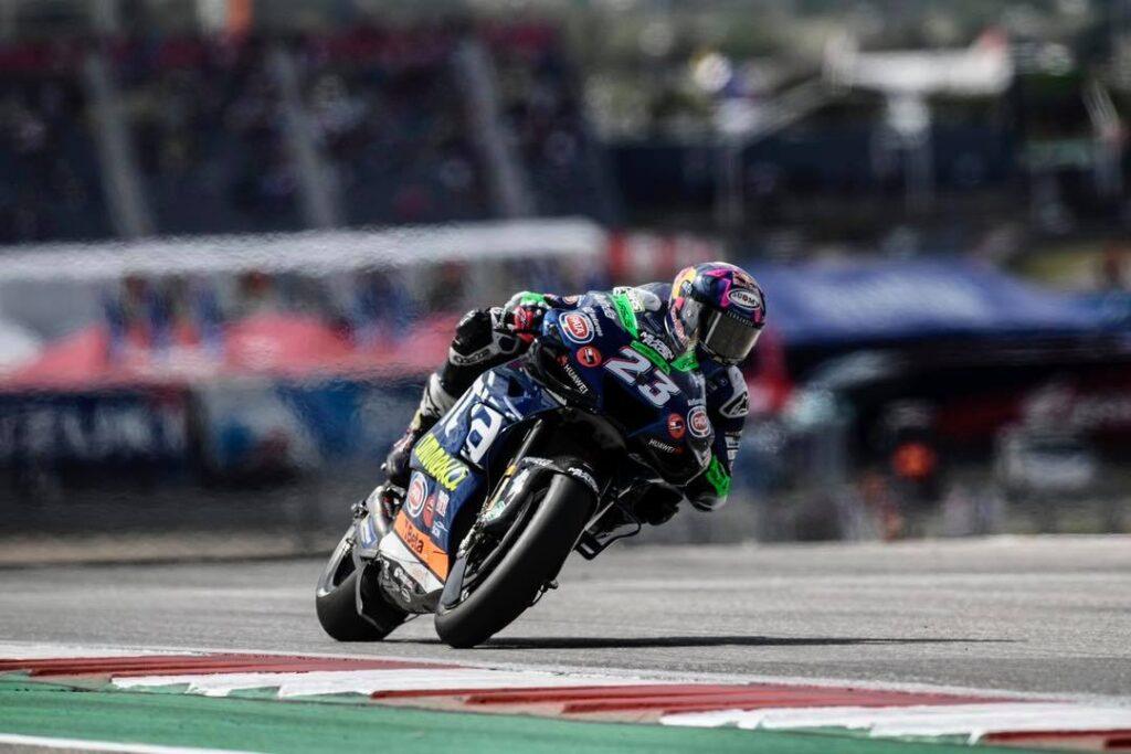 """MotoGP   GP Austin, Bastianini: """"Non mi aspettavo il sesto posto"""""""