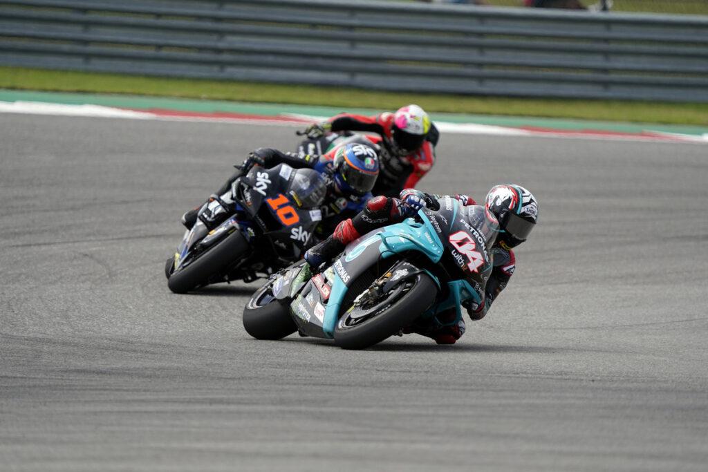 """MotoGP   GP Austin: Dovizioso sulla tragedia sfiorata in Moto3, """"Manca il rispetto per l'avversario"""""""