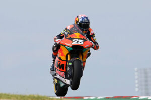 Moto2   Gp Austin Gara: Vince Raul Fernandez, Gardner a terra, mondiale riaperto