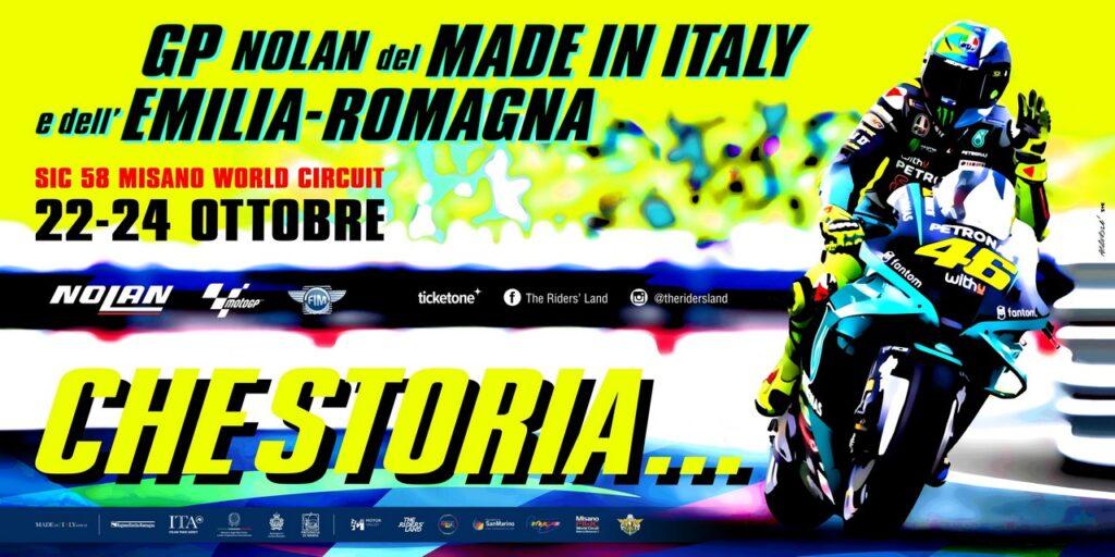 MotoGP   Misano 2: sale la febbre per la grande festa a Valentino Rossi