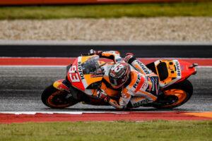 "MotoGP   Gp Austin Gara: lo ""Sceriffo"" Marc Marquez vince al COTA"