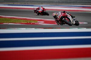 MotoGP | Gp Austin Warm Up: Nakagami davanti a Marc Marquez, indietro Bagnaia