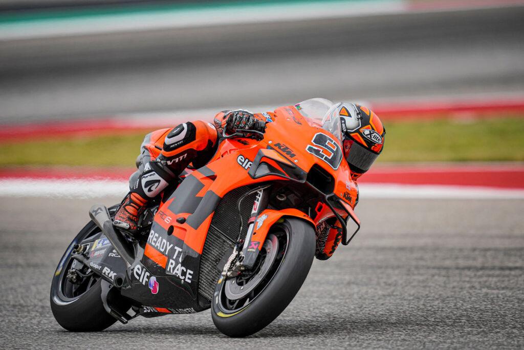 """MotoGP   GP Austin Gara: Petrucci, """"Ho rischiato di cadere tante volte"""""""