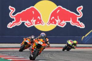 Moto2   Gp Austin Warm Up: Raul Fernandez il migliore, Bezzecchi è terzo